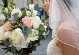 Central London Wedding Loveliness