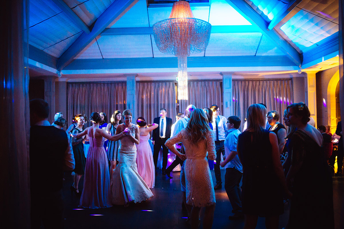 Hampton Manor Solihull Wedding Dancing