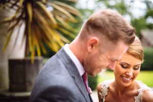 Natural creative wedding photography Bride and Groom