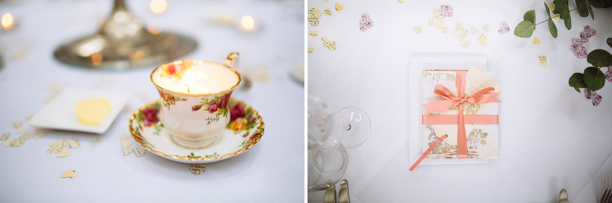 Photographs Beautiful Wedding Table Decorations