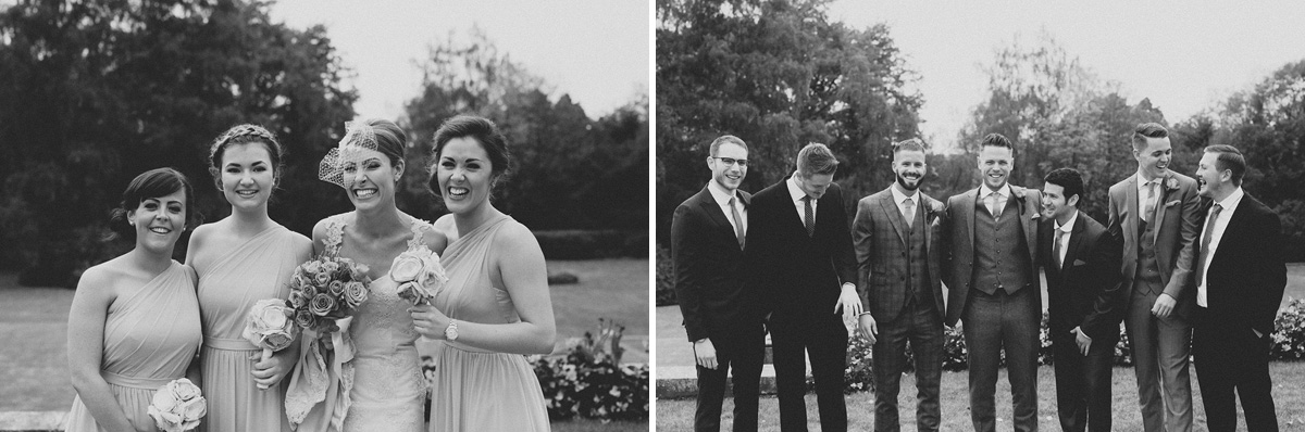 Hampton Manor Group wedding Photographs