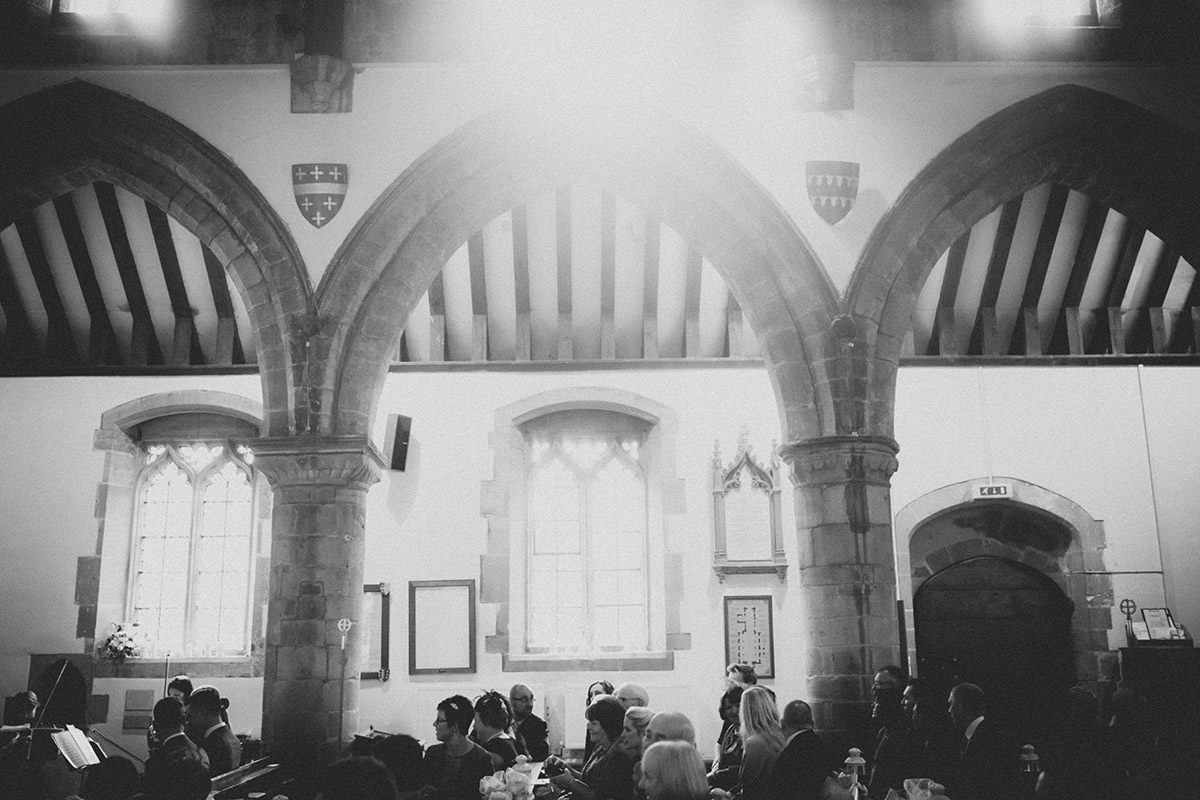 Hampton Manor Church Wedding Solihull