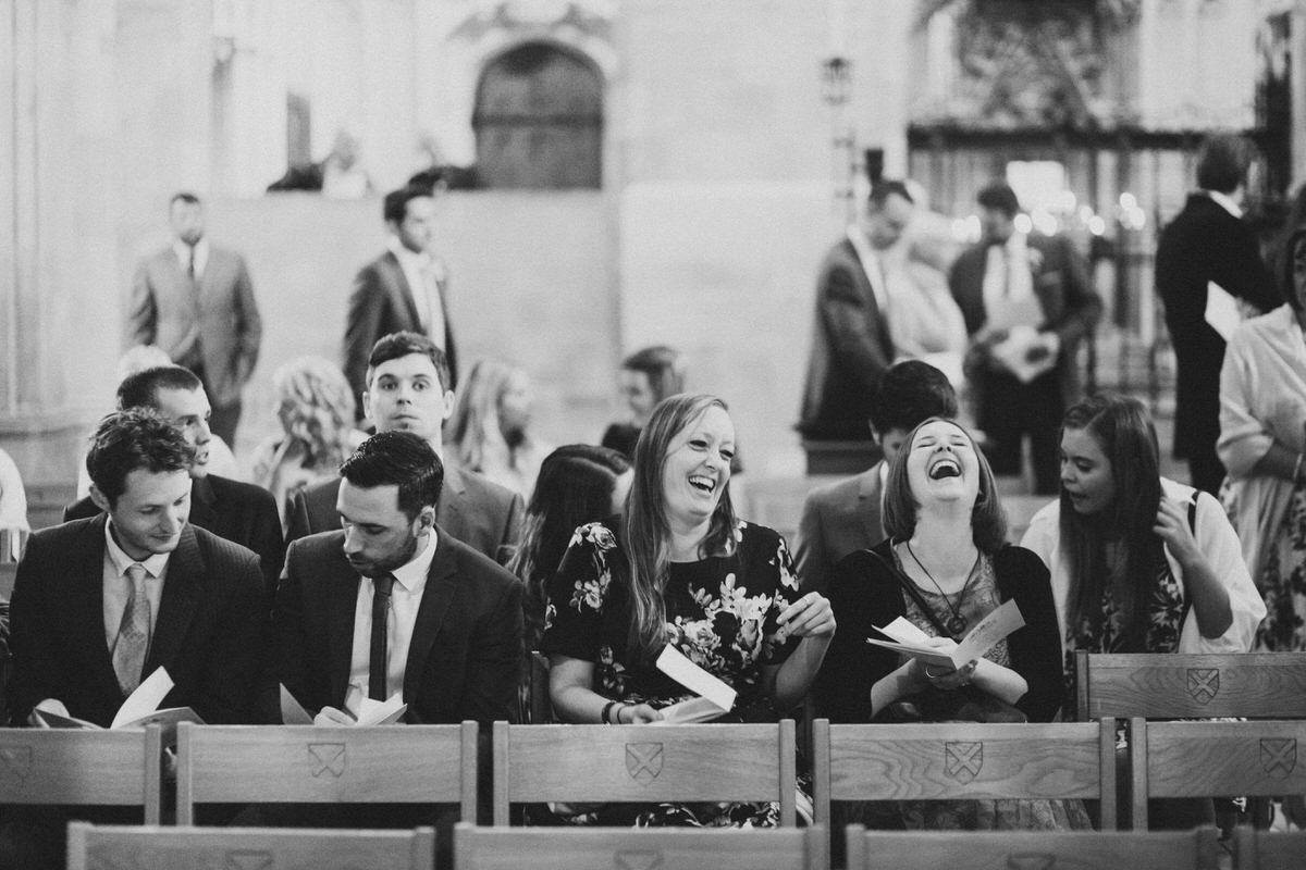 black and white wedding photos st albans cathedral