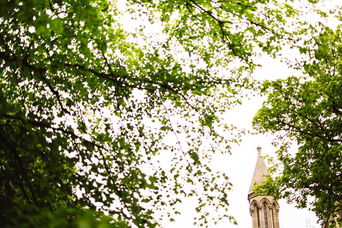 documentary wedding photographer st albans cathedral