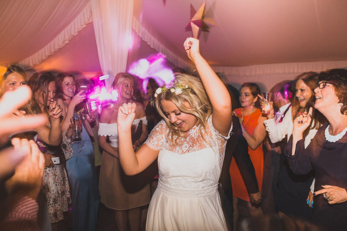 bride party dance moves