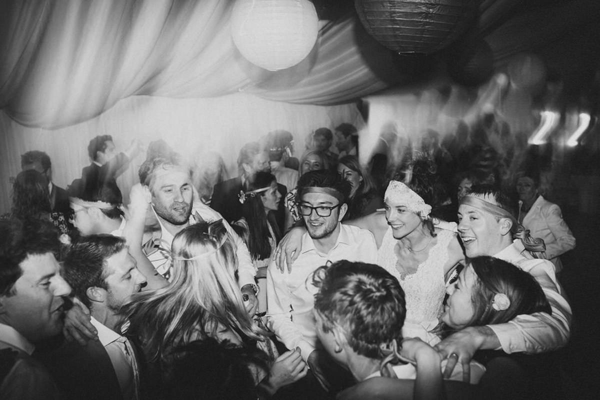 best party wedding photographer