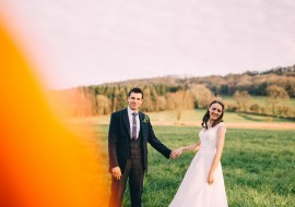 Outdoor Festival Wedding Photographer