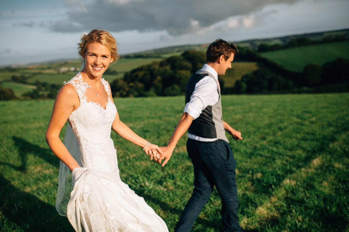 best wedding photographers in devon
