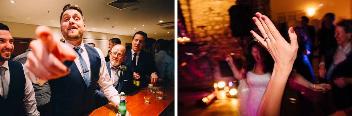 best party wedding photographers uk