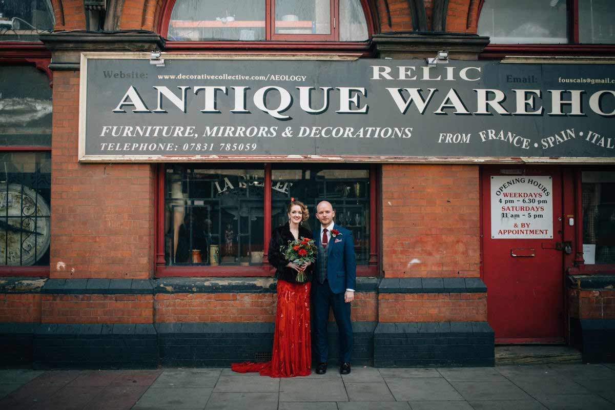 top urban wedding photographers in london