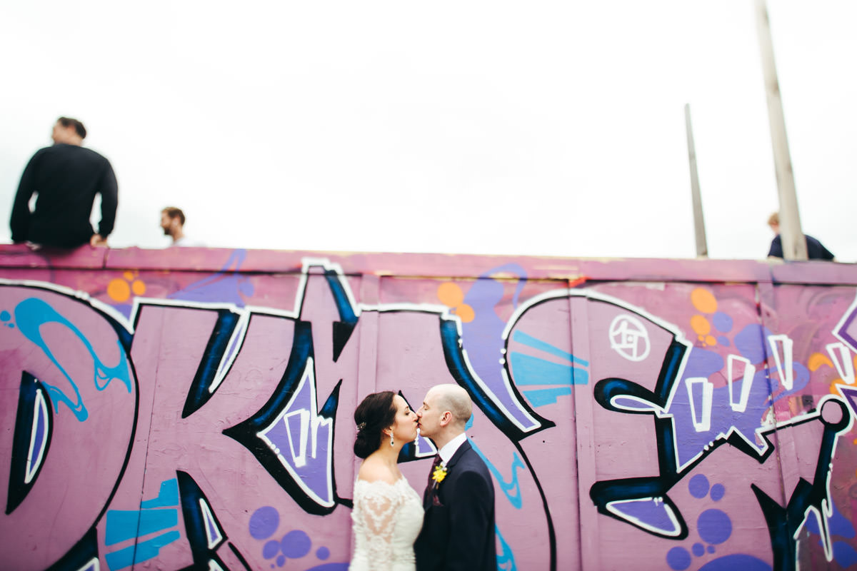best urban wedding photographers in london