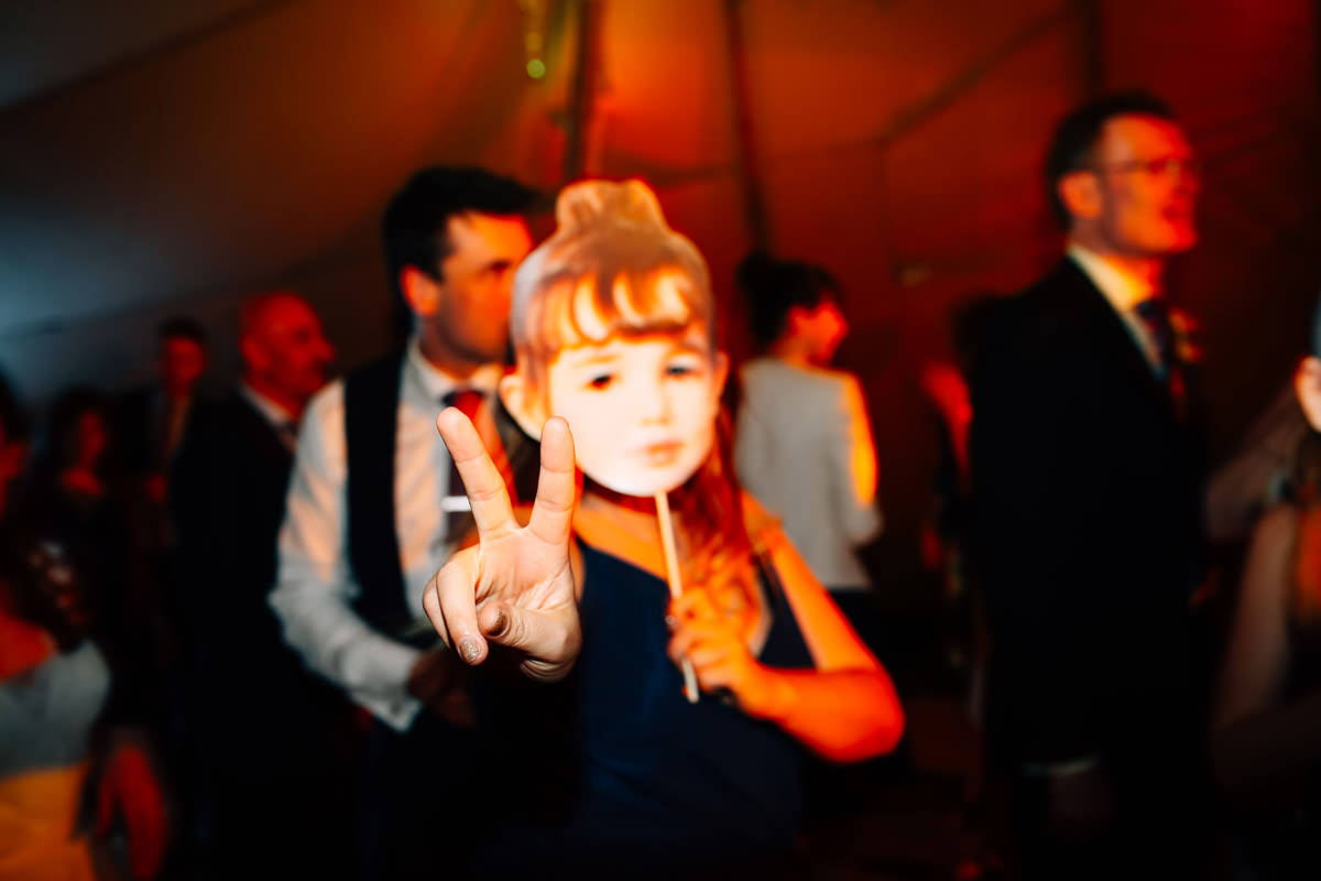 top tipi wedding photographers in devon