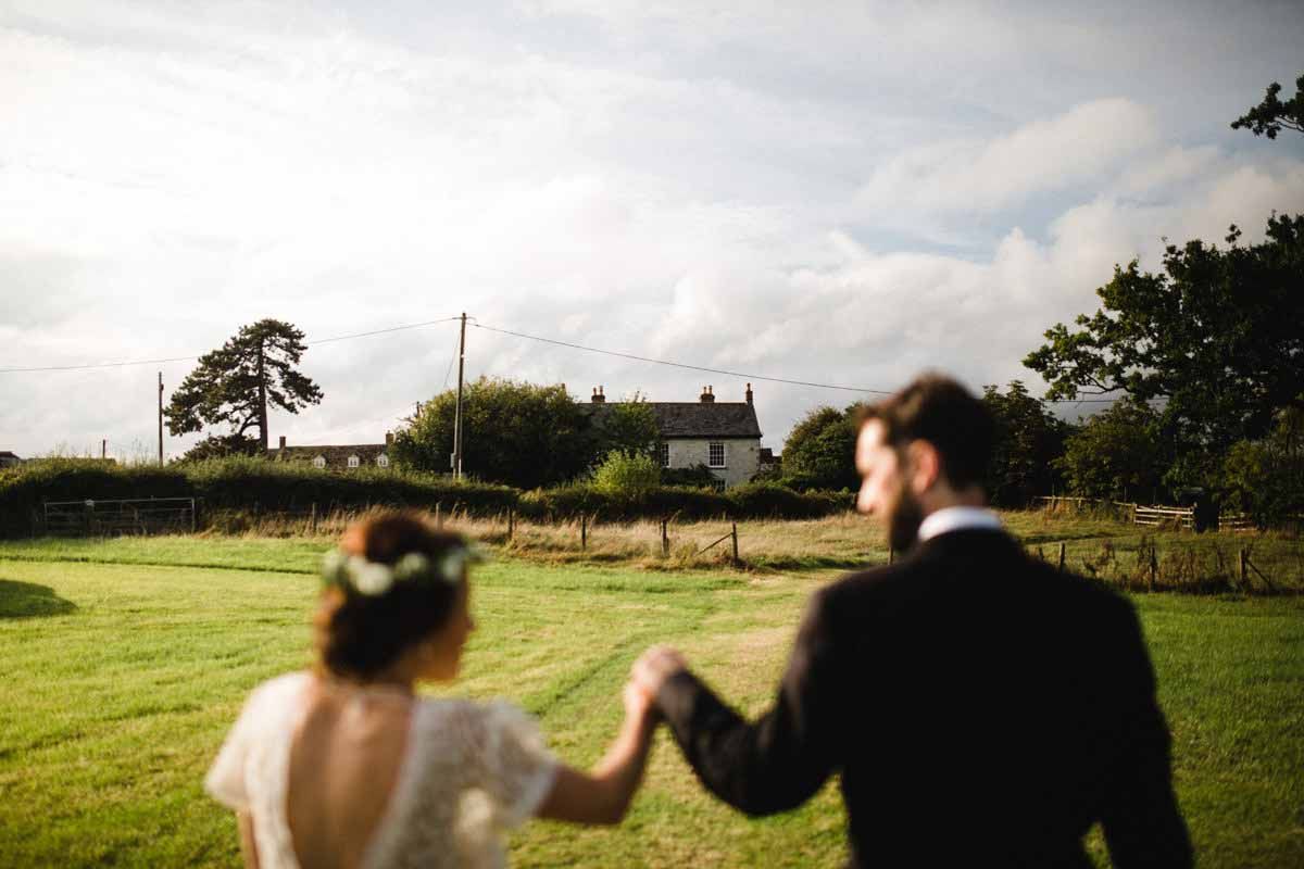 top farm wedding photographers south west