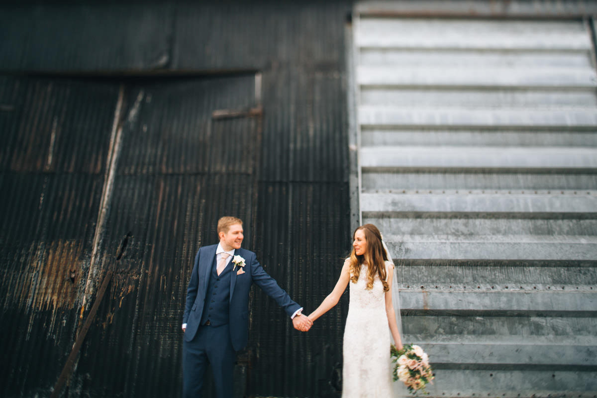 best farm wedding photographers in uk